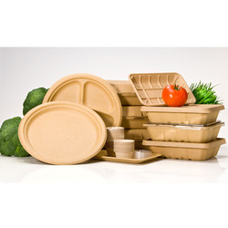 Bio Degradable Plates