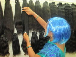 Indian Human Weft Hair