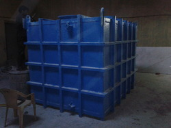 rectangular frp tanks
