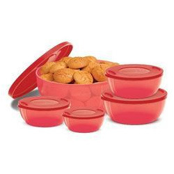 Glory 5 Pcs Container Set