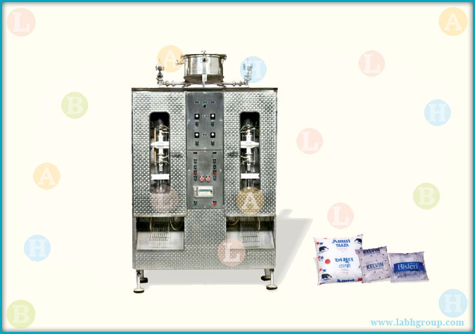 Automatic Water Pouch Packaging Machine