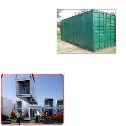 Freight Container for Construction Industry