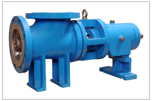 Axial Flow Propeller Pumps : Manufacturer of axial flow pump propeller by jay