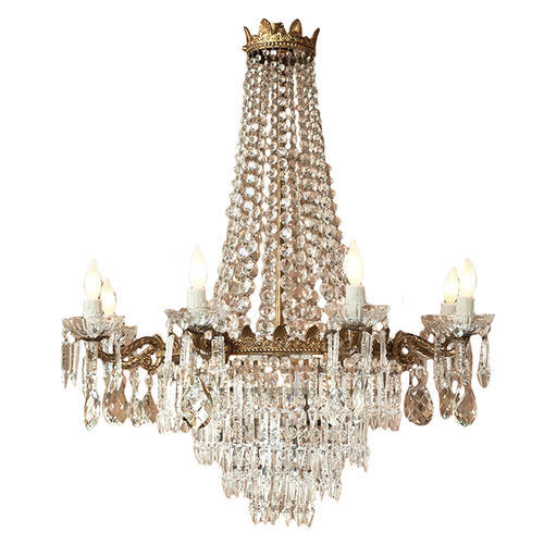 Antique Chandelier - Lighting Chandelier - Antique Chandelier Manufacturer From Mumbai