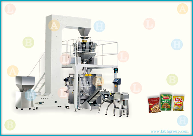 Automatic Sachet Packaging Line