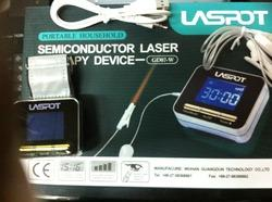 Laspot Wrist - Type Laser Therapy Device