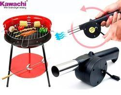 Air Blower for Barbecue Grill