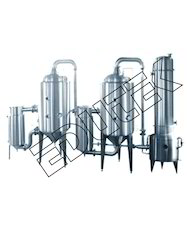 Double, Triple Effect Evaporator