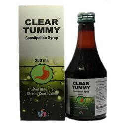 Constipation Syrup