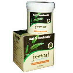 Malabar Herbal Jeevari Tablets