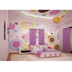 Bedroom Wallpaper on Kids Bedroom Wallpapers Miscellaneous Home Furnishings Panchkula