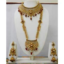 Stylish High Gold Bridal Sets