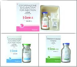 Cefoparazone Sulbactum Injection