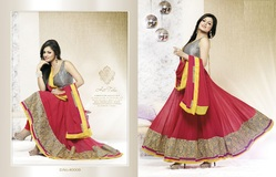 beautiful anarkali salwar kameez