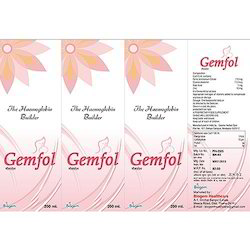 Gemfol Suspension Syrup