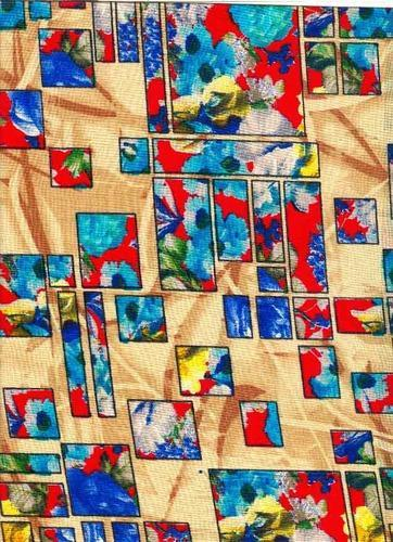 Printed Muslin Fabrics