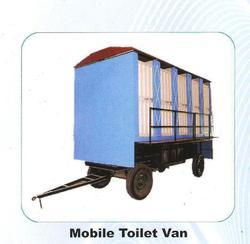Frp portable toilets mobile toilet urinal manufacturer for Ptable nashik