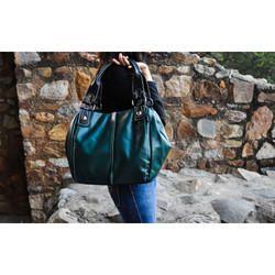 Evergreen Hobo Bag
