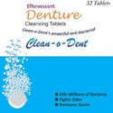 Denture Cleanser Tablet (Denture Disinfection Table)