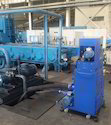 Centrifugal Cleaning System with Scrapper