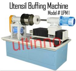 utensil buffing machine