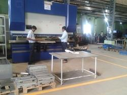 CNC Bending Machine Services