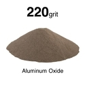 Aluminum Oxide ( Brown ) - Grit - 220