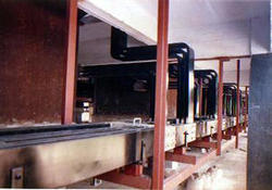 High Current Busbar System