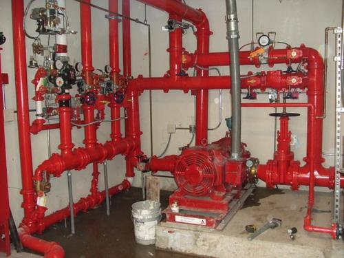 Pump Room Installation Service Amp Fire Fighting System