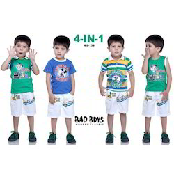 Boys Bermuda Set