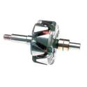 rotor alternator shaft