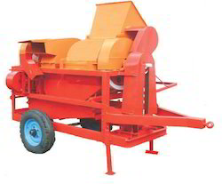RJK-Tractor Model Multicrop Power Thresher