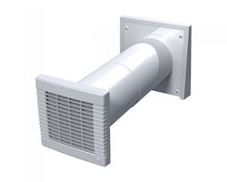 Single Room Energy Recovery Ventilation