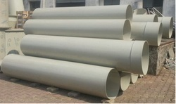 PVC Exhaust Ducting
