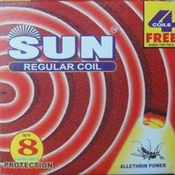 Natural Odours Repellent Coils