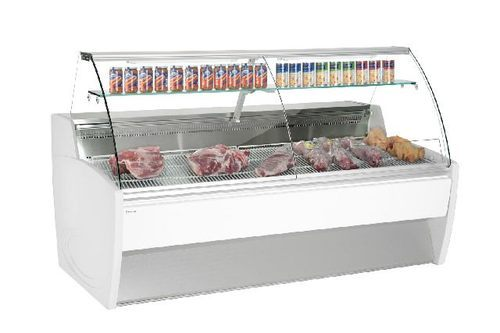 Cooling Equipment Fish Display Freezer Manufacturer From