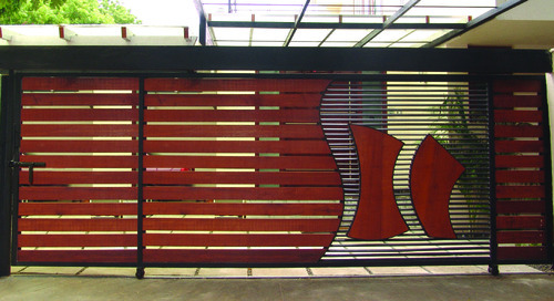 Wooden Sliding Gates Manufacturer From Chennai: Wooden Gates, Security Gates, Safety Gates, Designer