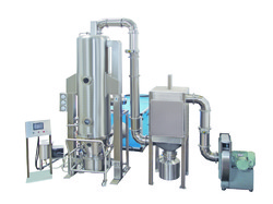 Combo Fluid Bed Equipment