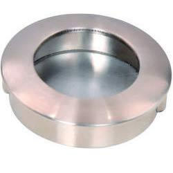 Round Concealed Handle