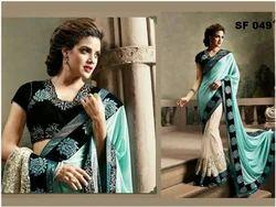 Designer Stylish Party Wear Beautiful Fancy Saree