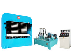 Hydraulic Hot Press for Plywood