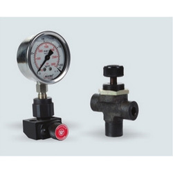 gauge isolator valves