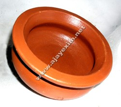 Clay Serving Dish