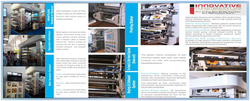 Six Colour Flexo Printer With Good Quality