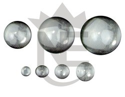 Oval Glass Marbles