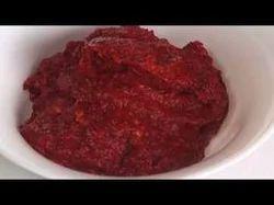 Red Chilli Paste