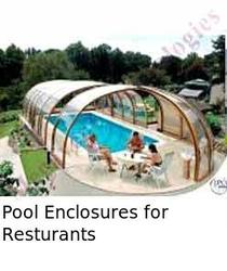Pool Enclosures for Restaurants