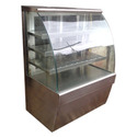 Curved Glass Counter