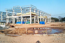 site piping and structure