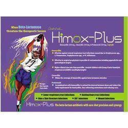 Amoxycillin 250 Mg, Cloxacillin 250 Mg & Probenecid 250 Mg